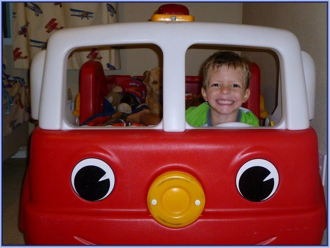 Step 2 Firetruck Toddler Bed Price