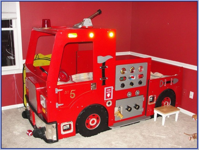 Step 2 Firetruck Toddler Bed Replacement Light