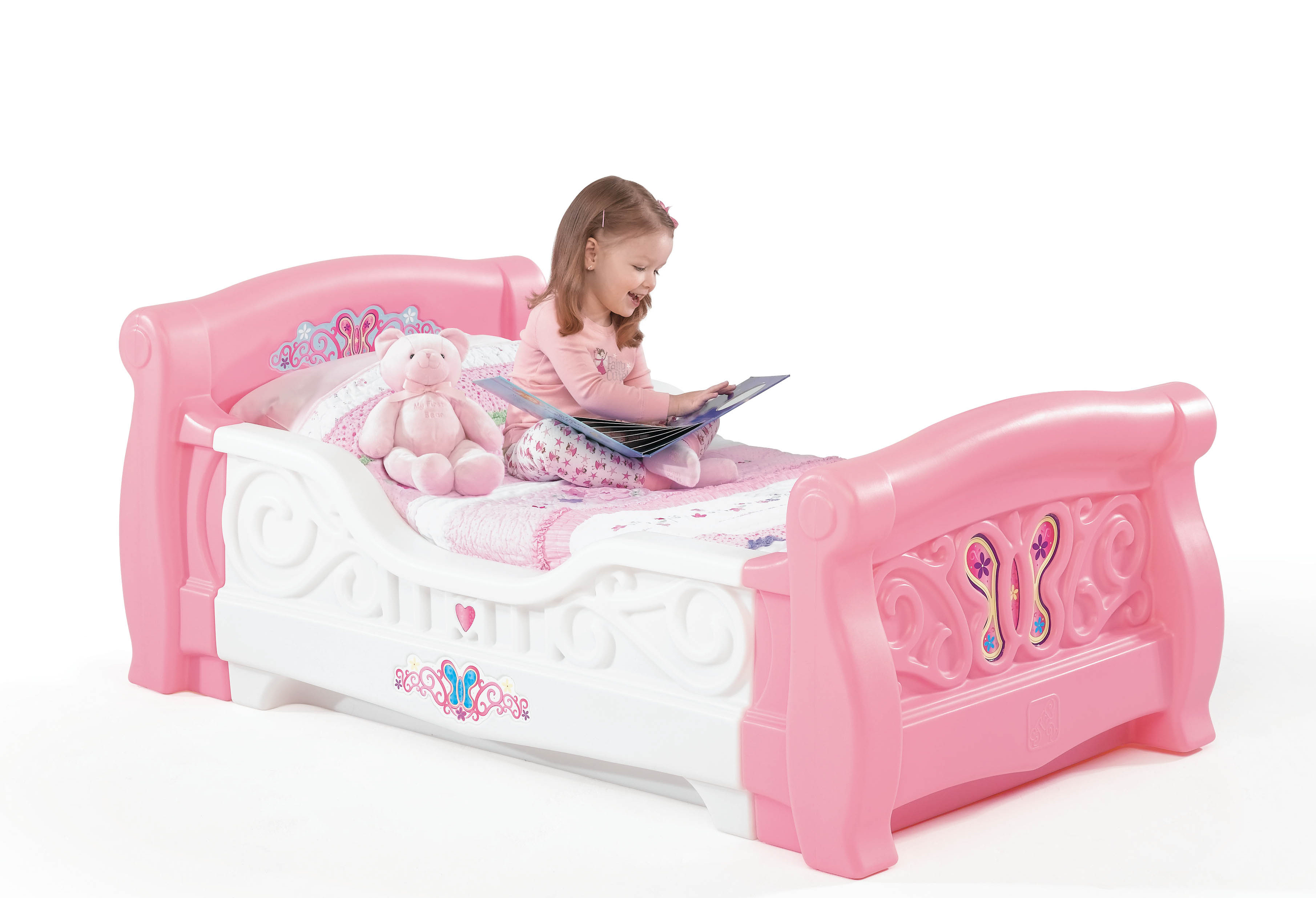 Step 2 Toddler Bed Girl