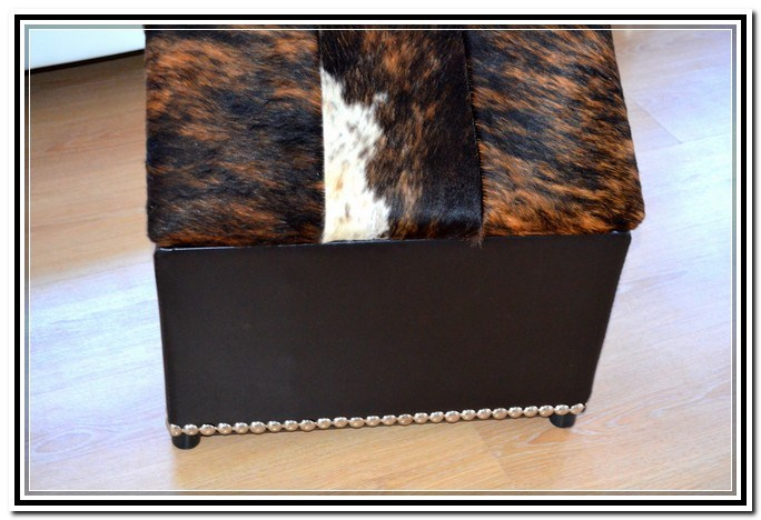 Stunning Cowhide Bar Stools