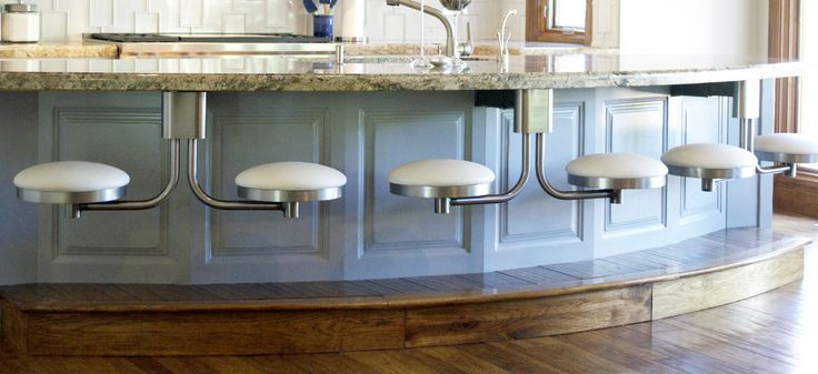 Suspended Bar Stools