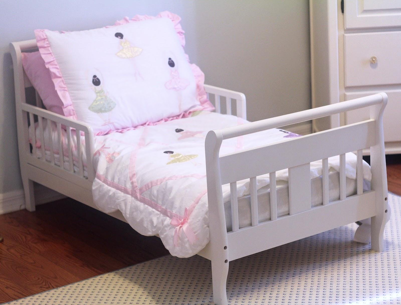 Sweet Jojo Ballerina Toddler Bedding