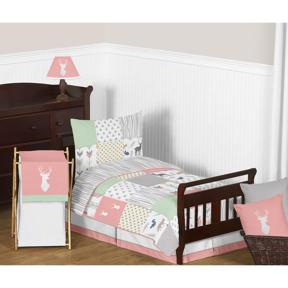 Sweet Jojo Toddler Bedding