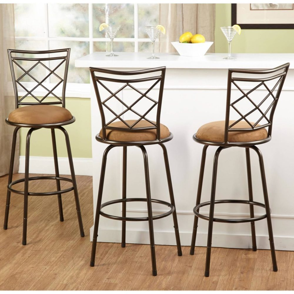 Swivel Bar Stools For Kitchen Island
