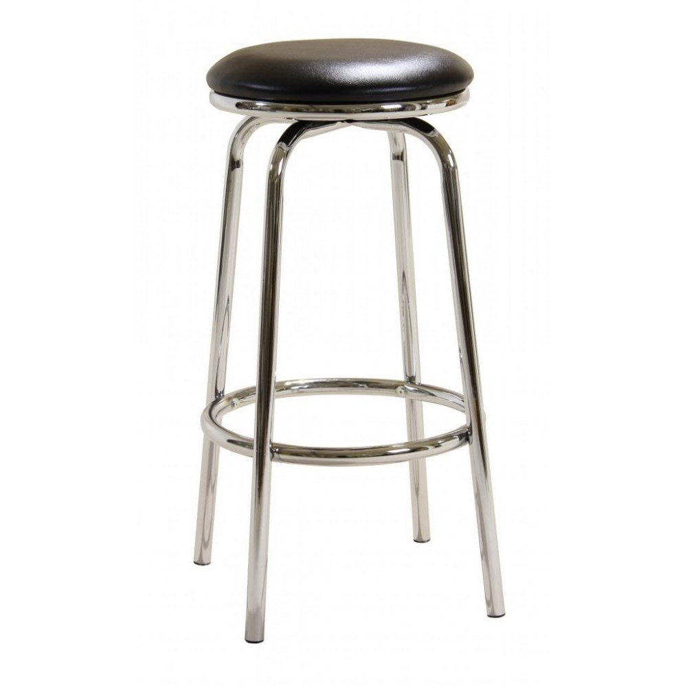 Swivel Bar Stools No Back