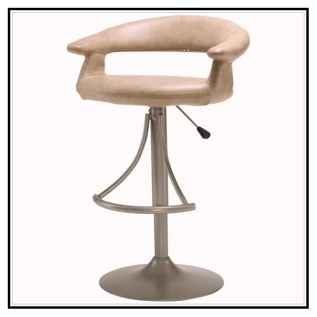 Swivel Bar Stools With Back And Armrest