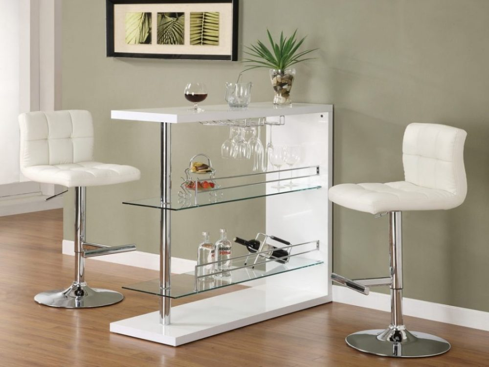 Table And Bar Stool Sets