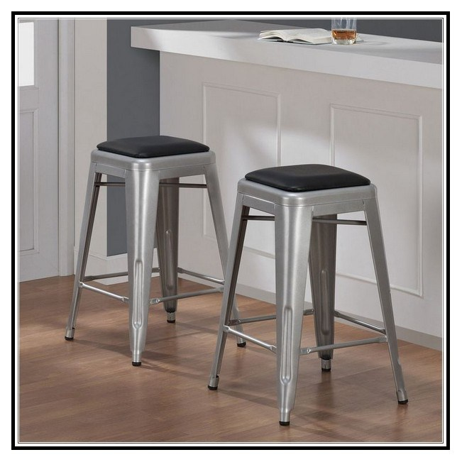 Tabouret Black With Back 30 Inch Bar Stools