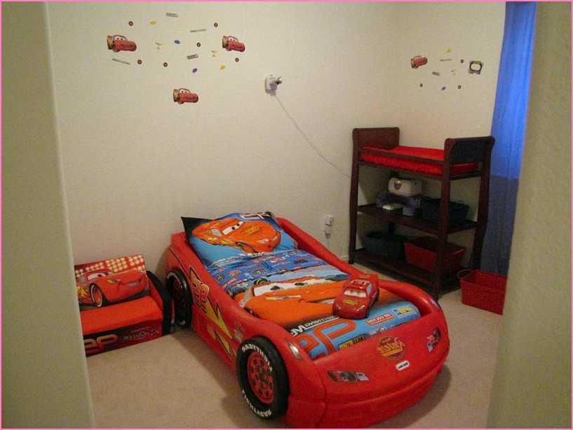 Target Cars Toddler Bed Set