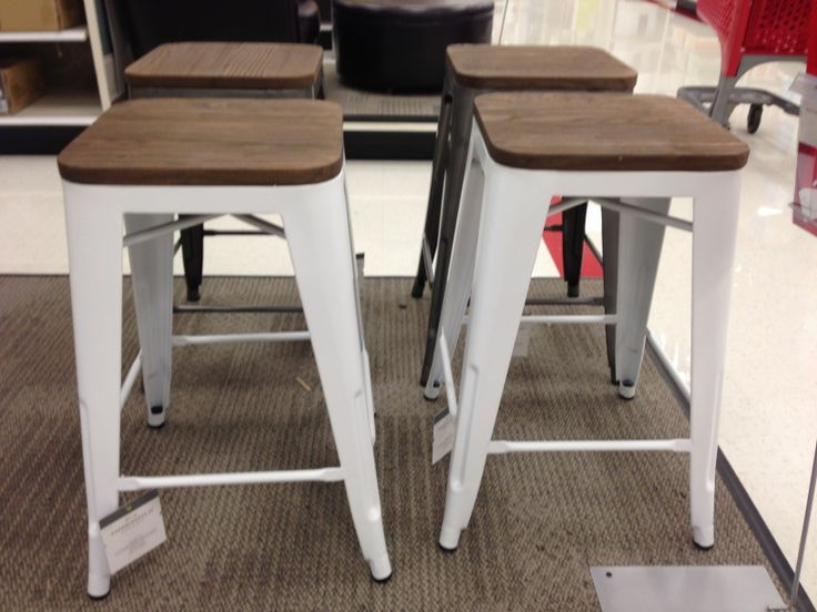 Target Threshold Bar Stools