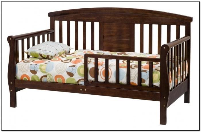 Target Toddler Bed White