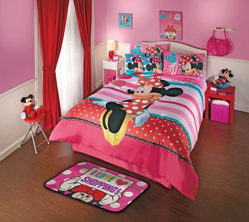 Target Toddler Bedding Minnie