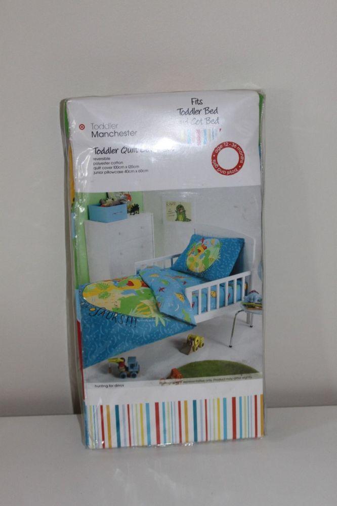 Target Toddler Quilt