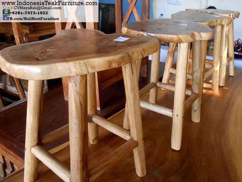 Teak Bar Stools Furniture