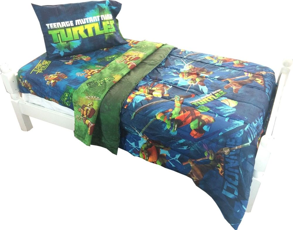 Teenage Mutant Ninja Turtles Bed Comforter
