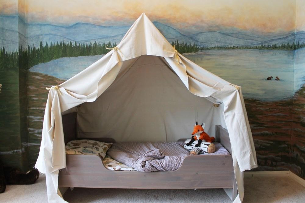 Tent Kid Bed