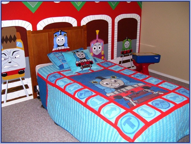 Thomas And Friends Toddler Bed Canada