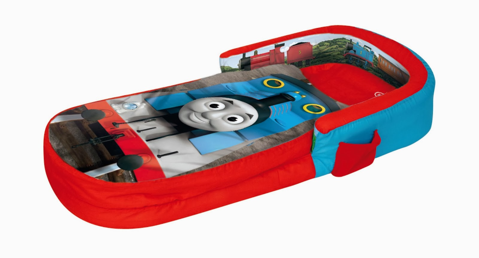 Thomas And Friends Toddler Bed In A Bag