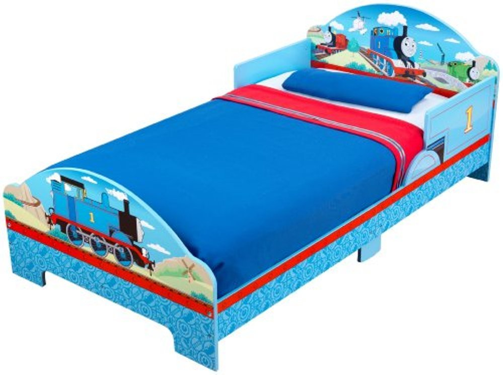 Thomas The Tank Engine 4 Piece Toddler Bedding Set