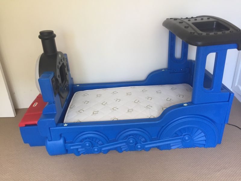 Thomas The Tank Engine Toddler Bed Australia