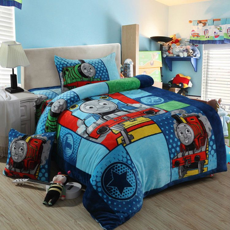 Thomas The Train Toddler Bed Set