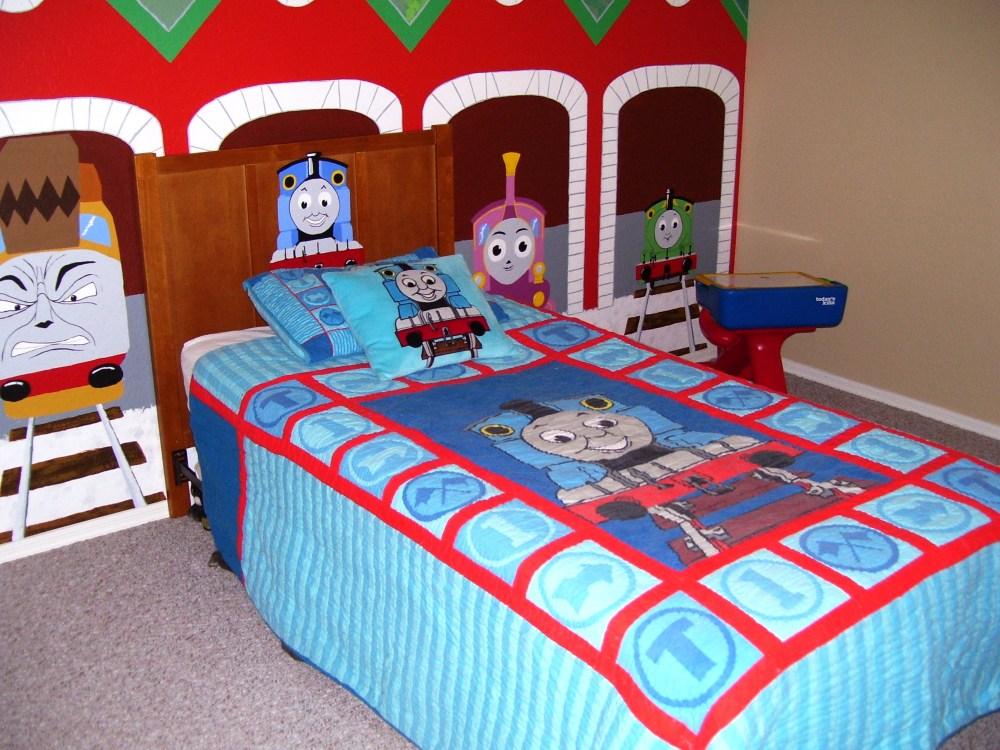 Thomas The Train Toddler Bed Sheets