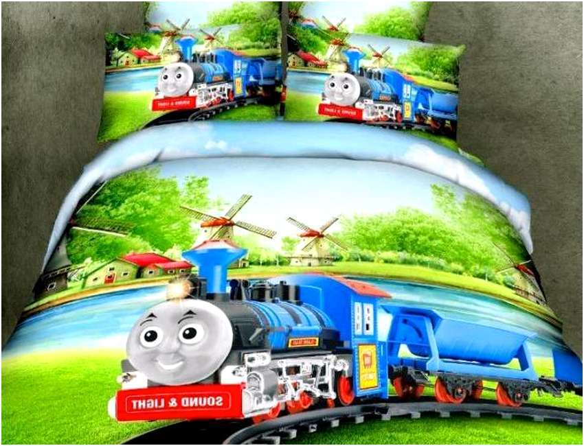 Thomas The Train Toddler Bedding