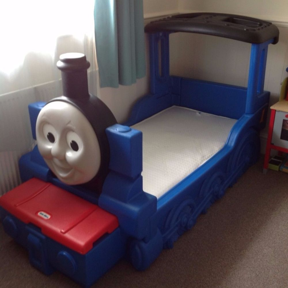 Thomas Toddler Bed Little Tikes