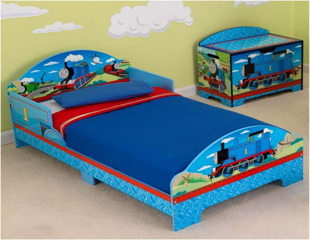 Thomas Toddler Bed Set