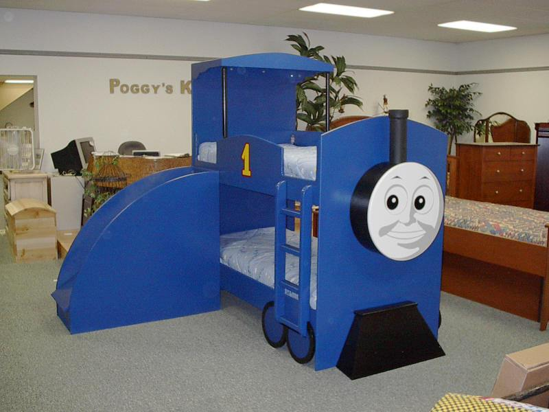 Thomas Toddler Bed With Tent