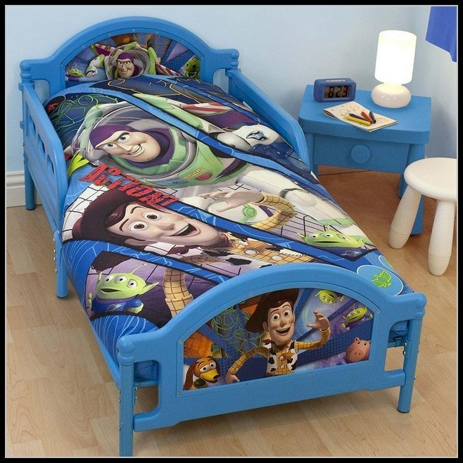 Thomas Train Toddler Bed Instructions