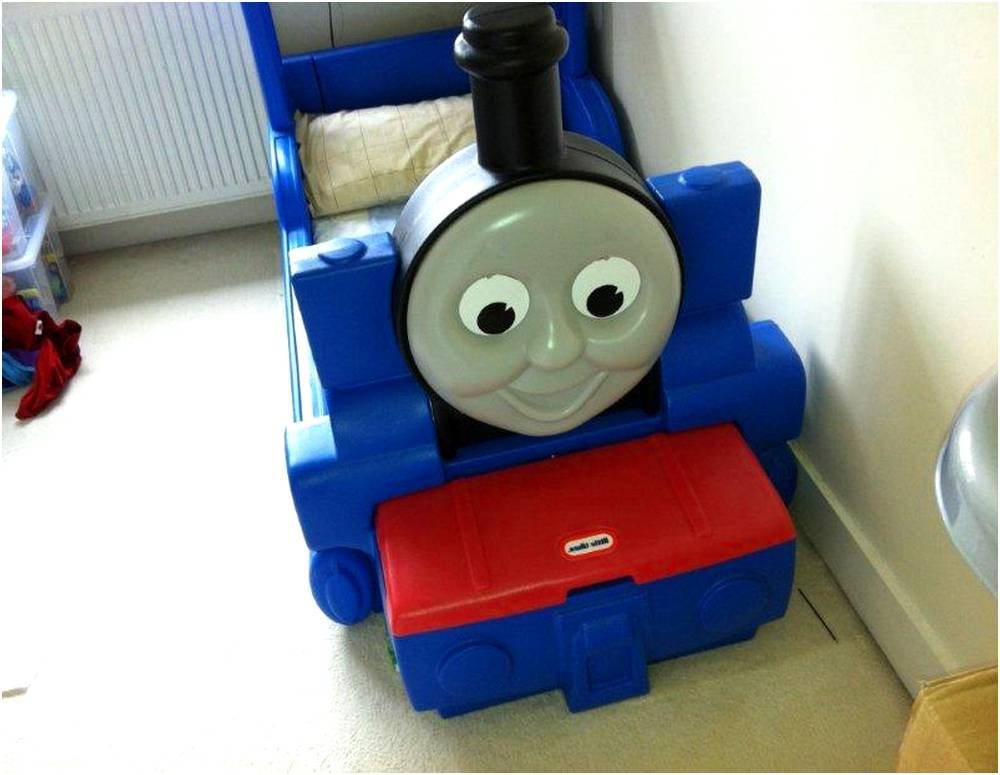 Thomas Train Toddler Bedding Walmart