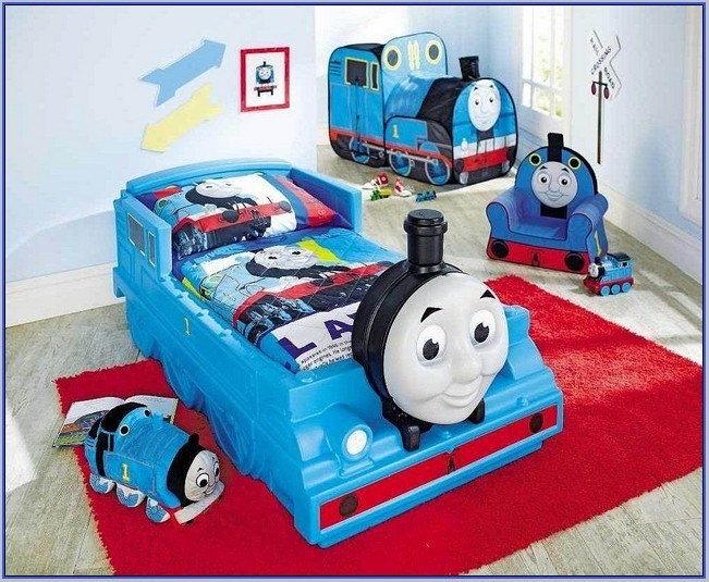 Thomas Train Toddler Bedding