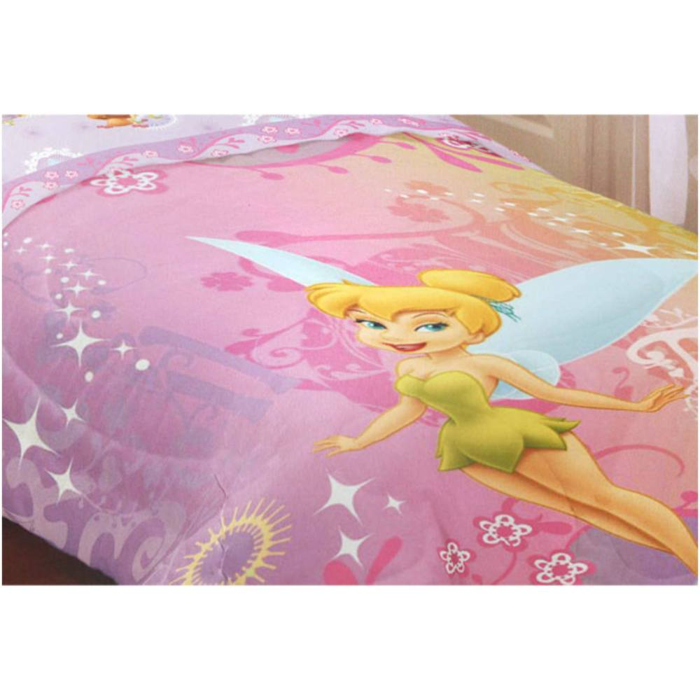 Tinkerbell Fairies Toddler Bedding