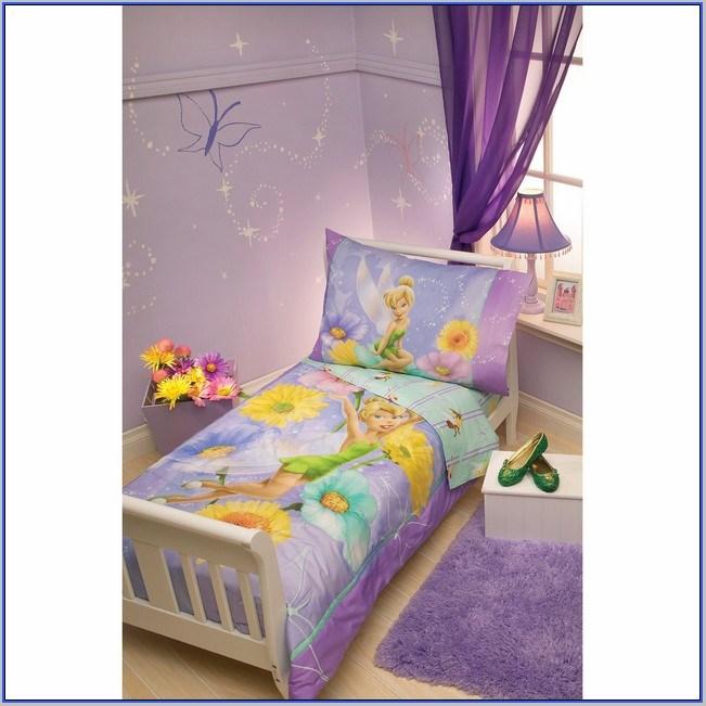 Tinkerbell Toddler Bedding Uk