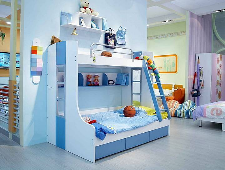 Tinkerbell Toddler Bedroom Set
