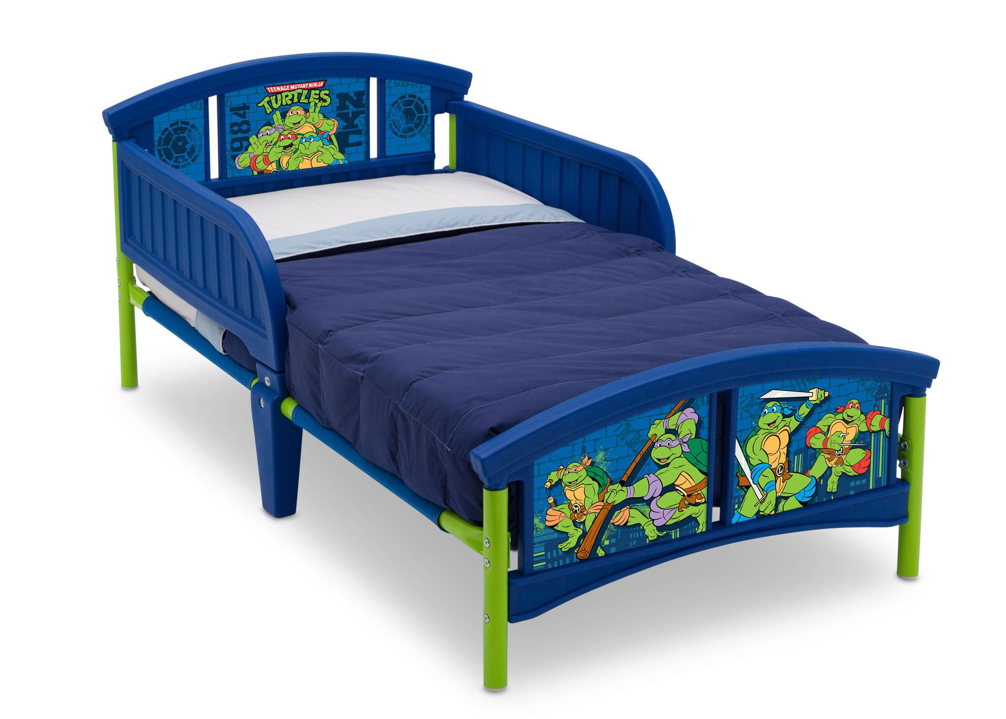 Tmnt Toddler Bed