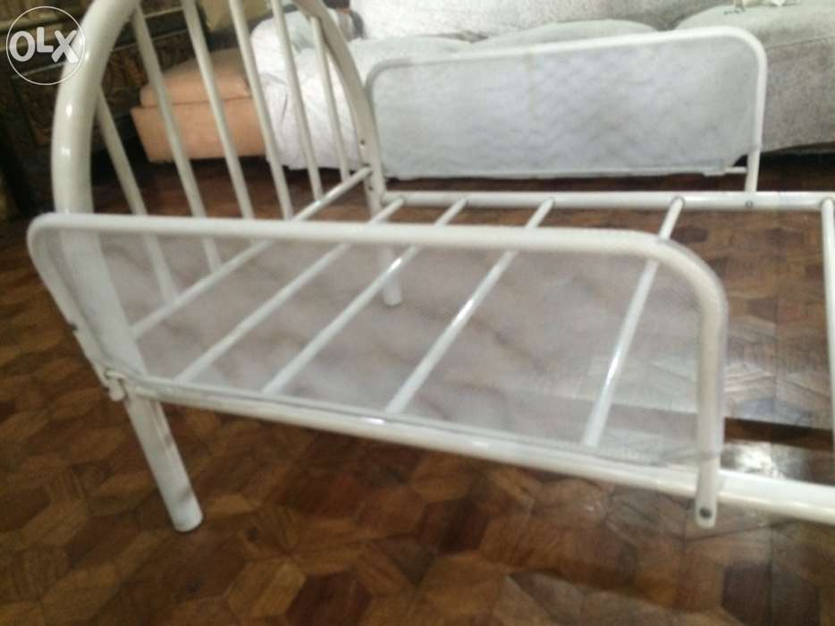 Toddler Bed Age 2