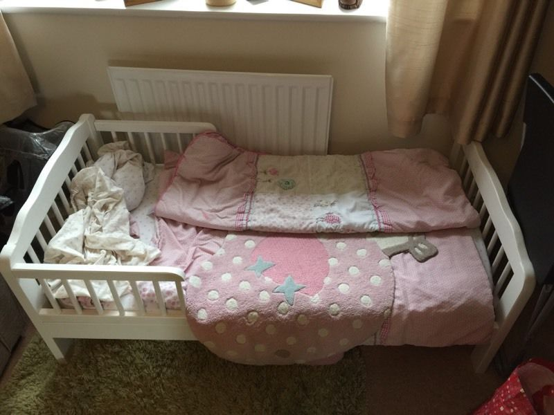 Toddler Bed And Mattress Argos