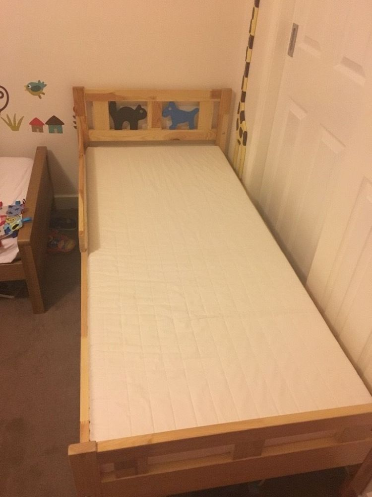 Toddler Bed And Mattress Ikea