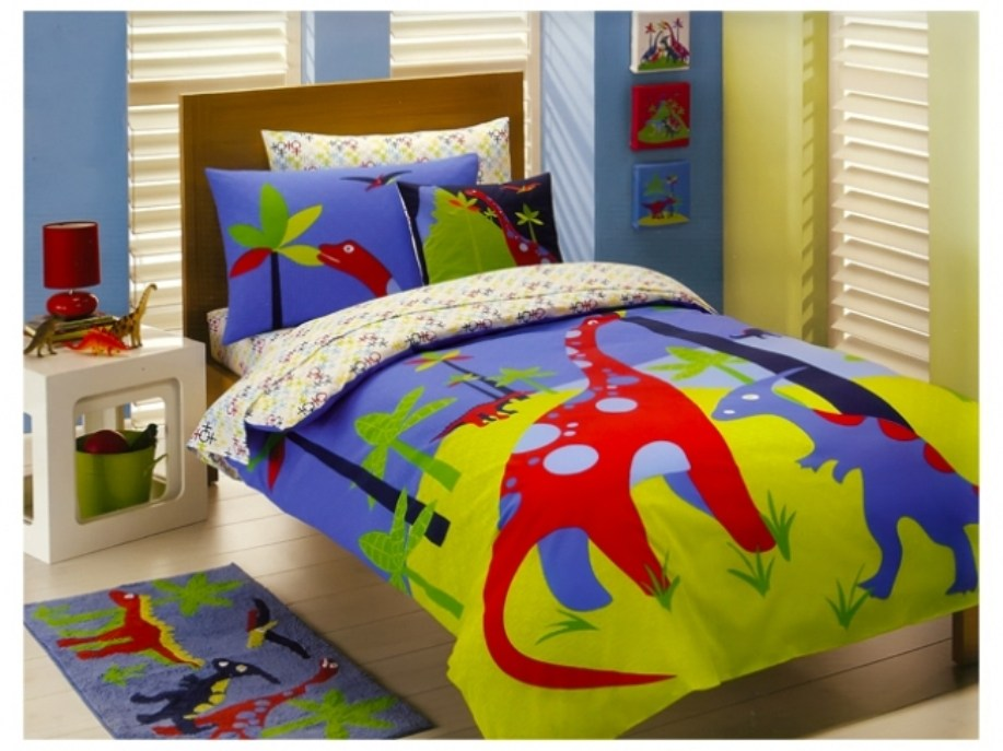 Toddler Bed Bedding Sets Boy