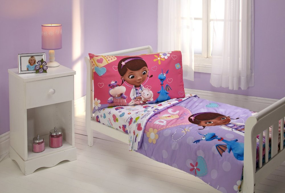 Toddler Bed Bedding Size