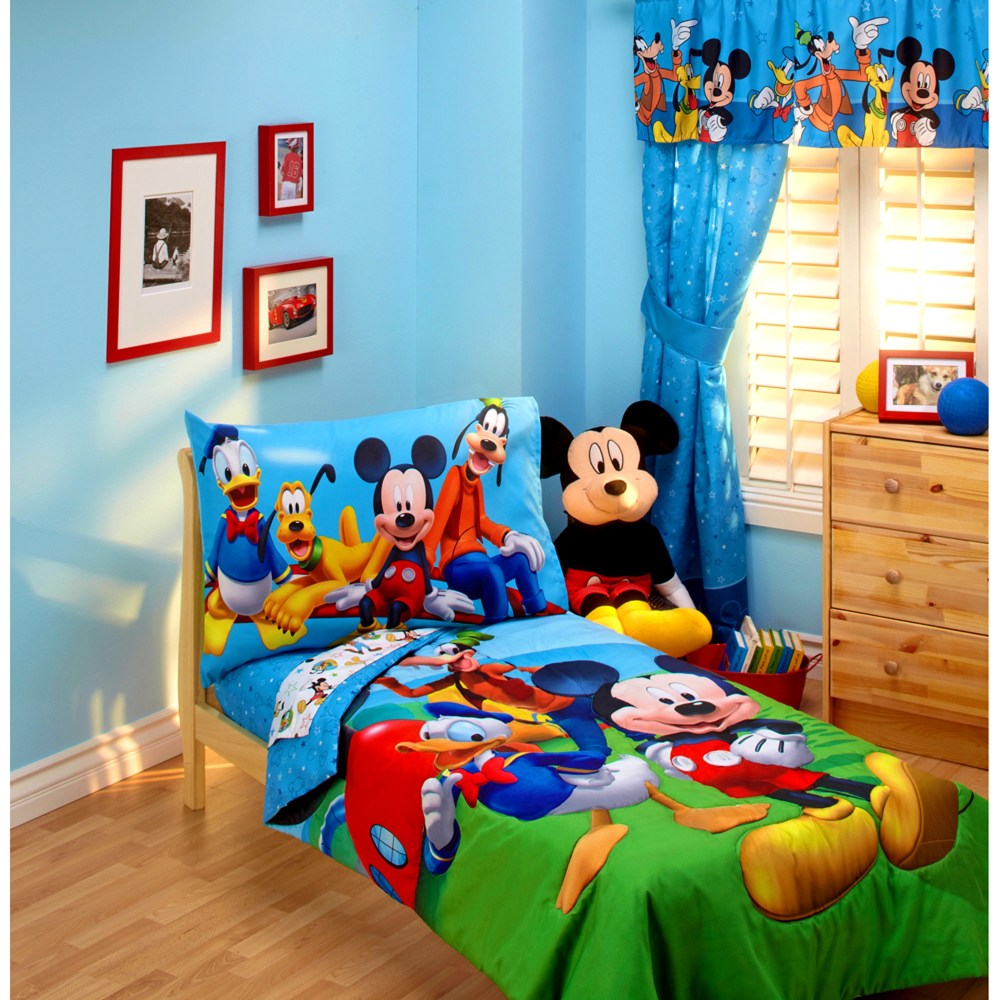 Toddler Bed Bedding Walmart