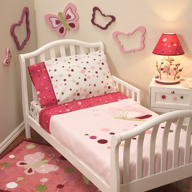 Toddler Bed Bedding