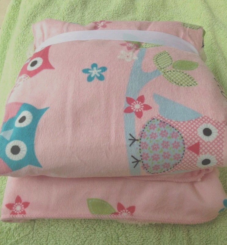 Toddler Bed Blanket Girl