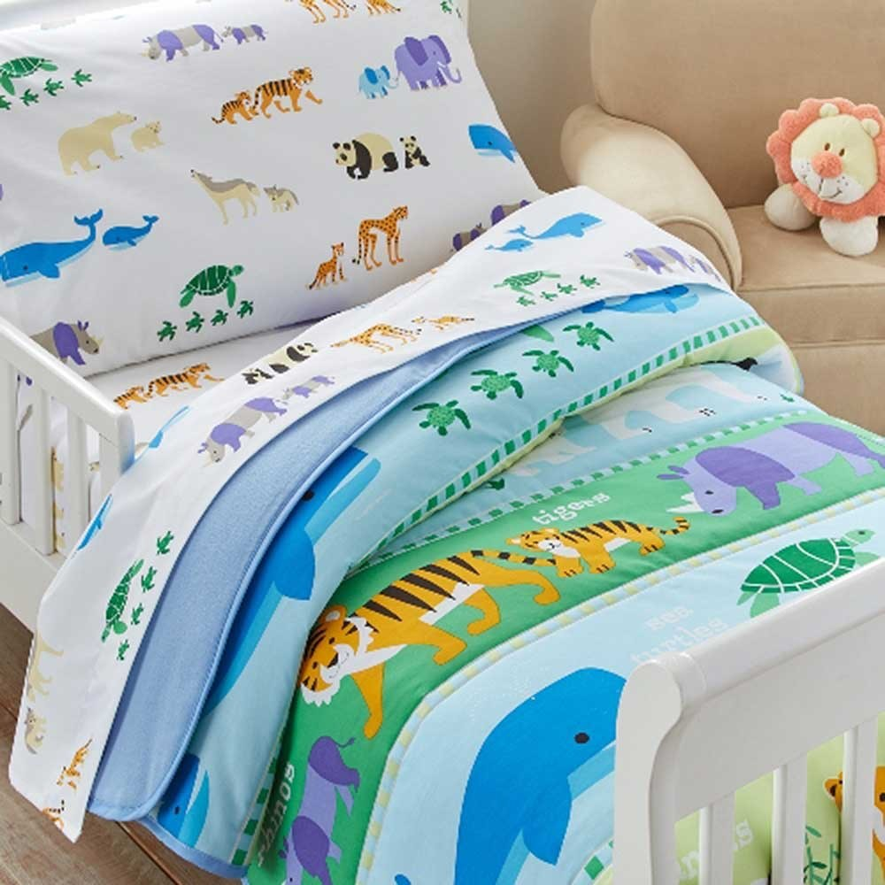 Toddler Bed Blanket Sets