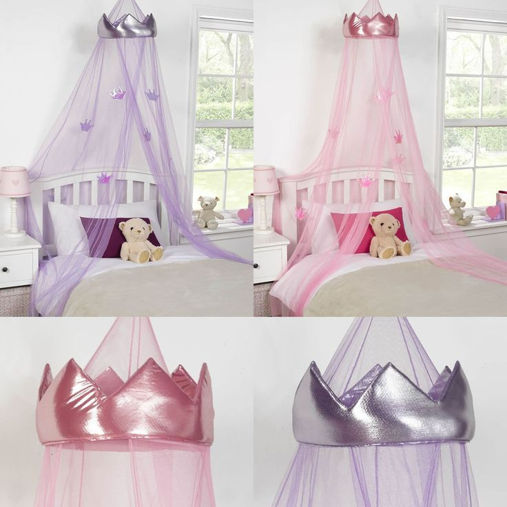 Toddler Bed Canopy Attachment