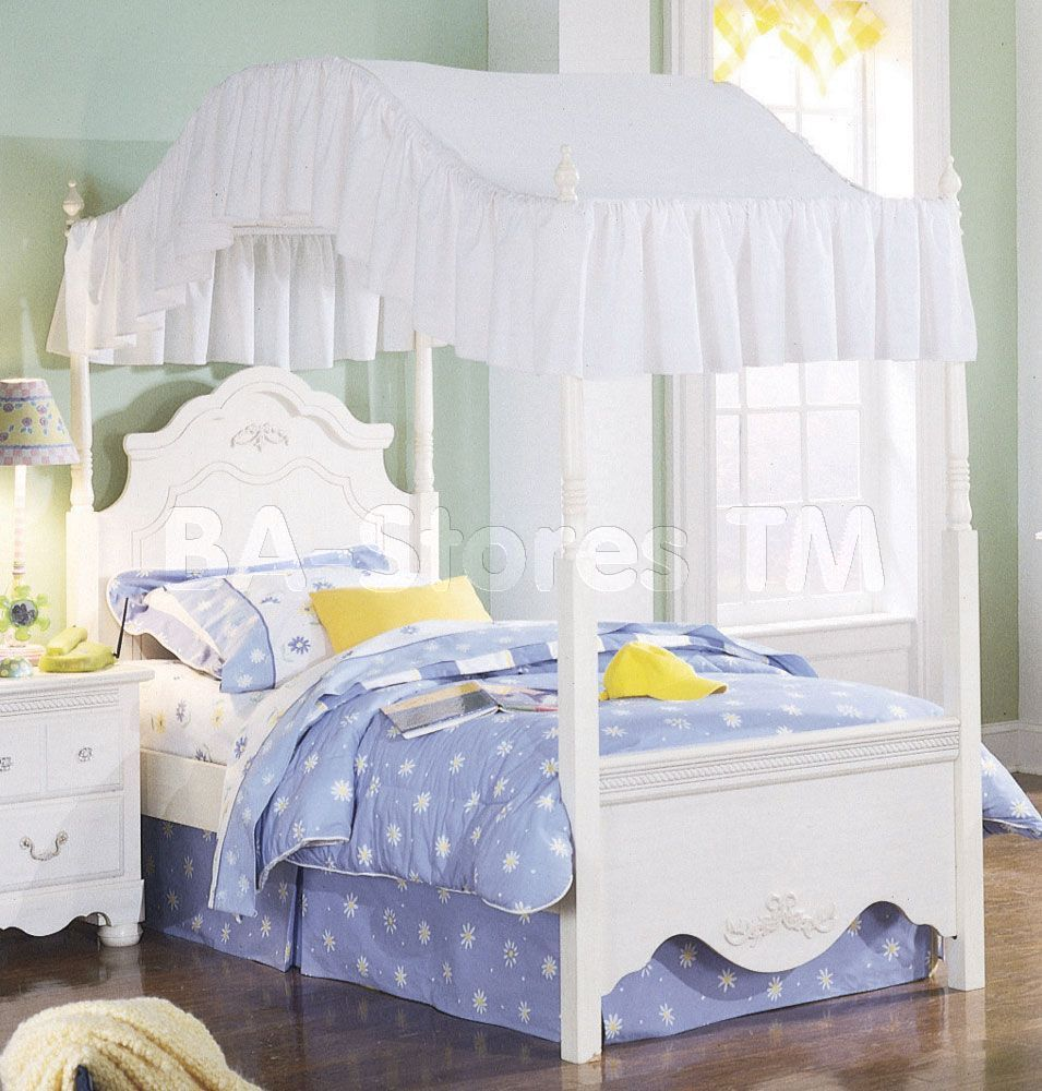 Toddler Bed Canopy Ideas