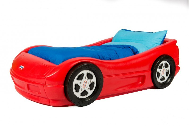 Toddler Bed Car Little Tikes