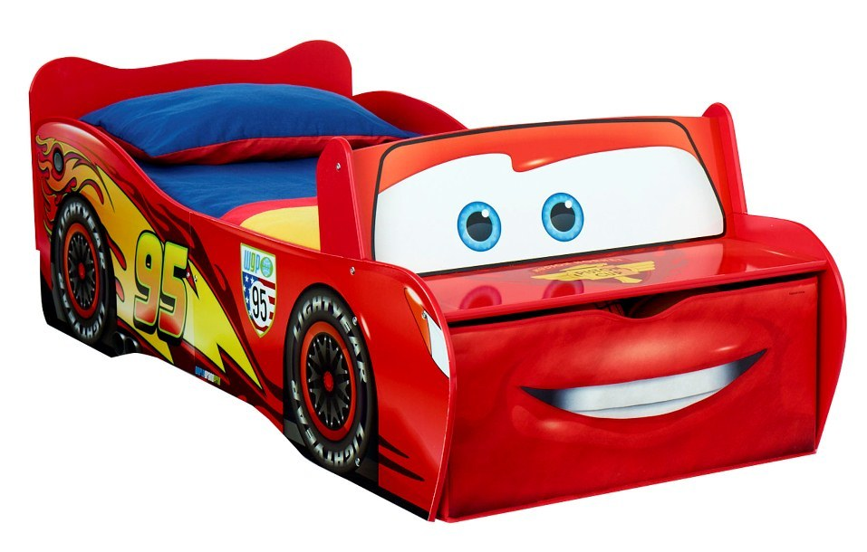 Toddler Bed Car